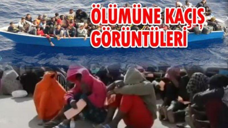 Tekne Faciası: 57 göçmen öldü
