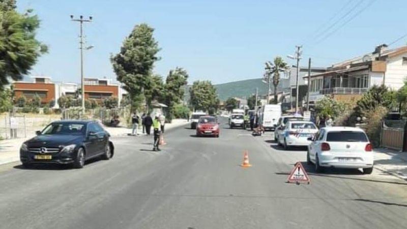 Motosiklet kazasında iki kardeşten biri öldü