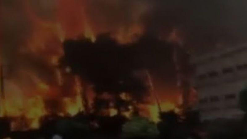 Manavgat yangınında 62 kişi tedaviye alındı