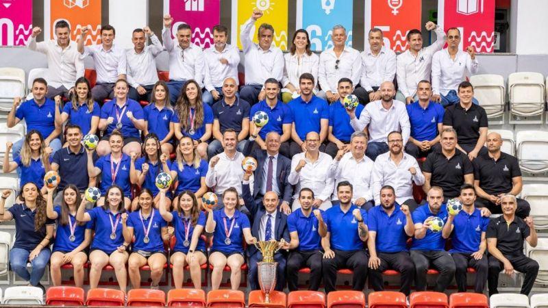 İzmir Belediyespor'un rakipleri belli oldu