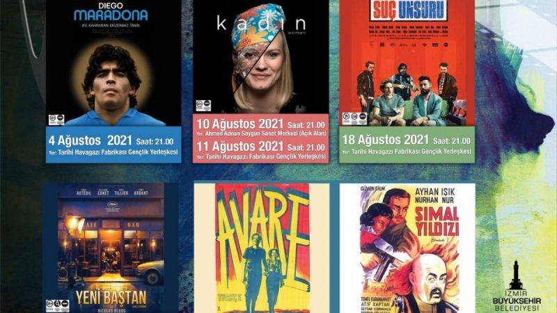 Ödüllü Filmler İzmir'de gösterimde