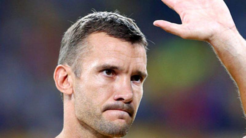 Ukrayna milli takımında Şevçonko dönemi sona erdi