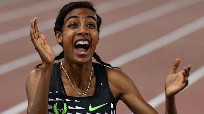 Hollandalı atlet, 5 bin metrede altını aldı