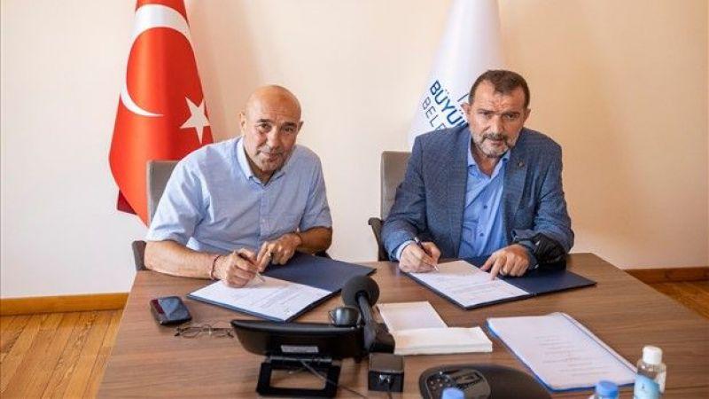 İZDENİZ'DE toplu iş sözleşmesi imzalandı