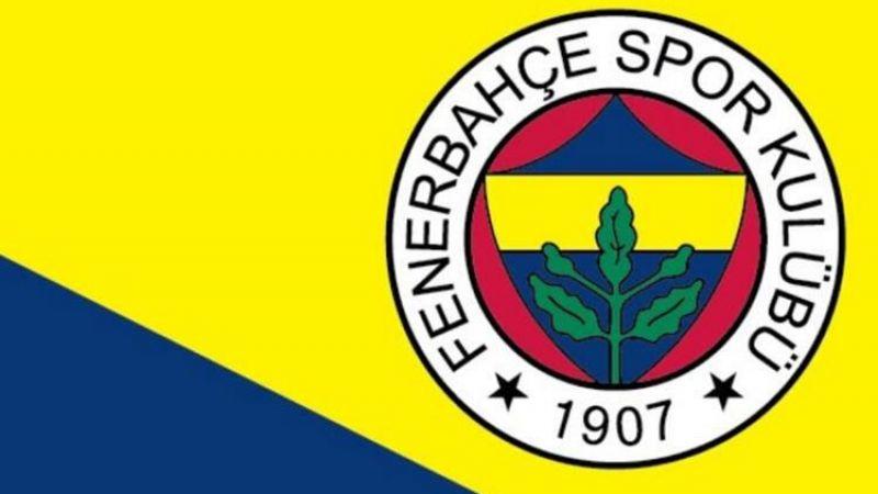 Fenerbahçe'nin forma kol sponsoru belli oldu