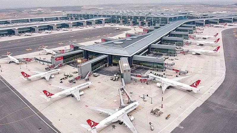 İstanbul Havalimanı'nın dünya sıralaması