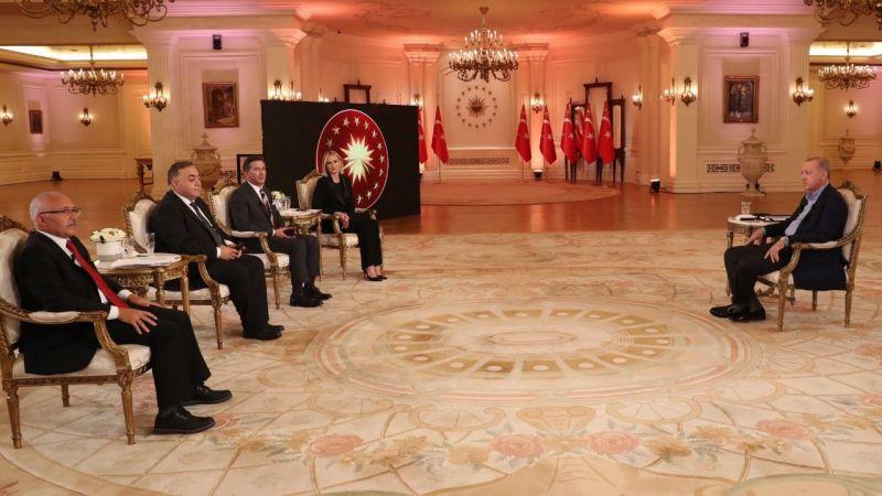 Cumhurbaşkanı Erdoğan soruları cevapladı: Taliban lideriyle görüşebilirim