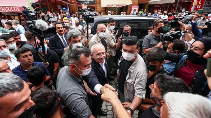 """Kılıçdaroğlu: """"Göçmen sorununu 2 yılda çözeriz"""""""