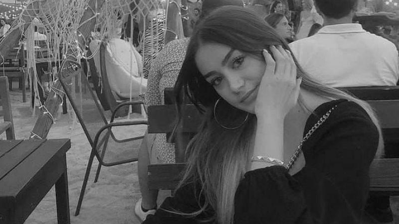Genç kız kazada öldü