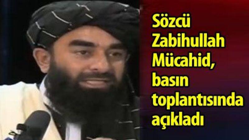 Taliban: herkesi affettik