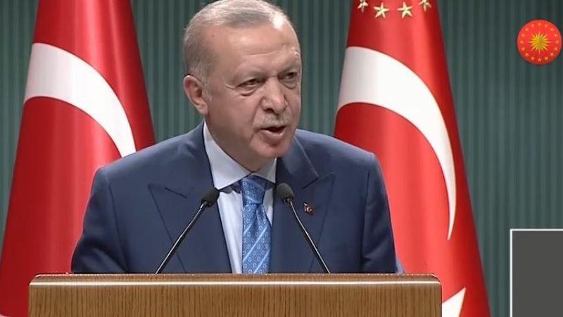 Erdoğan: Okullar 6 Eylül'de açılacak