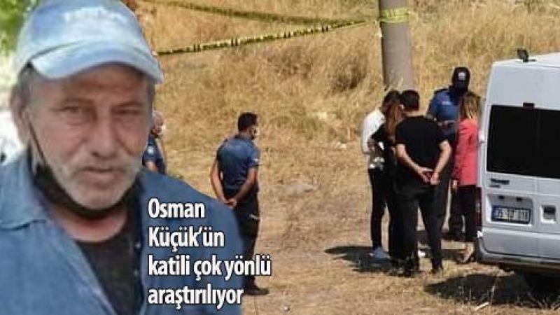 Urla cinayeti için 20 kişilik özel ekip kuruldu