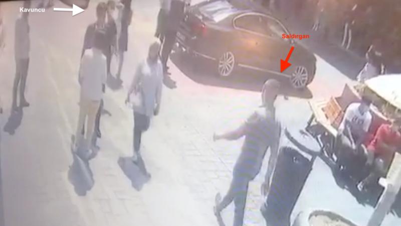 İYİ Parti İstanbul İl Başkanı Kavuncu'ya yumruklu saldırı