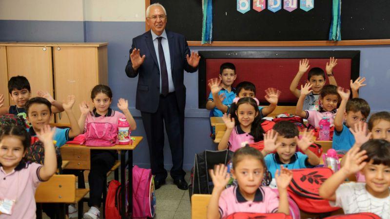 Karabağlar'da eğitim seferberliği