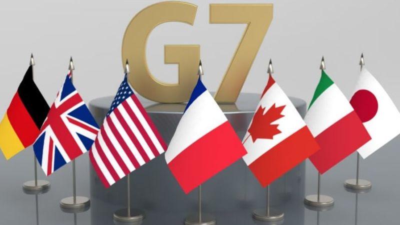 G7 toplandı: ''Yol haritasında'' anlaşıldı ancak Biden ikna edilemedi