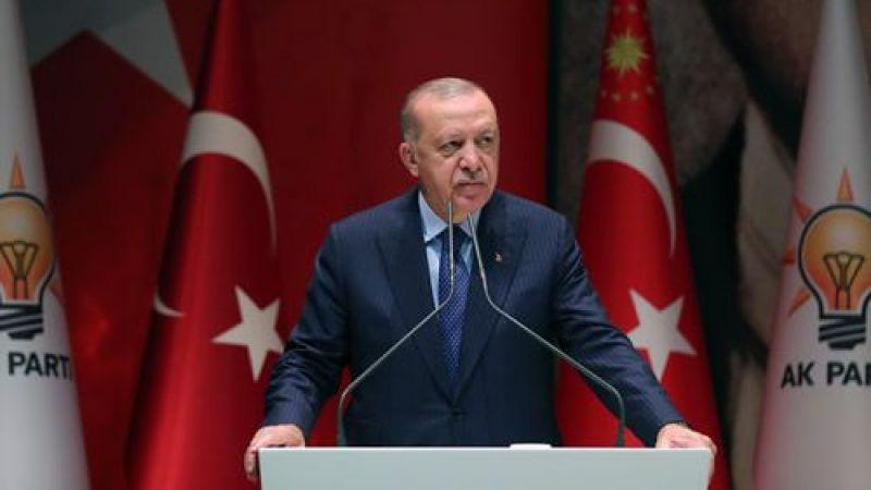 """Erdoğan: """"Merkez Bankası rezervleri 115 milyar doların üzerine çıkacak"""""""