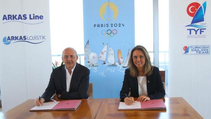 Yelkencilerimiz 2024 Paris Olimpiyat Oyunları yolunda