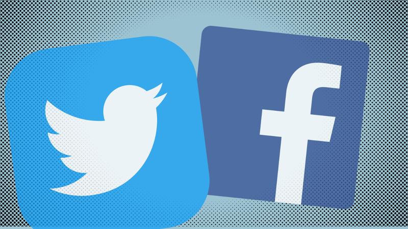 Twitter ve Facebook'a para cezası