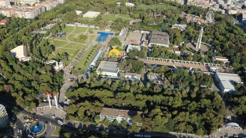 Kültürpark'ın flora ve faunası kayboluyor