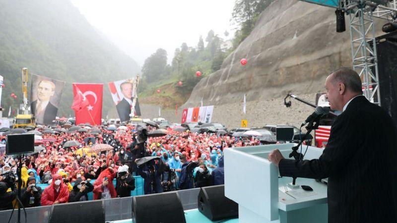 """Erdoğan: """"Enflasyon sadece bizim değil tüm dünyanın sorunudur"""""""