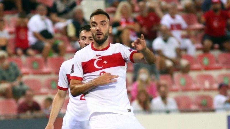 2022 FIFA Dünya Kupası Elemeleri: Türkiye Cebelitarık'ı 3-0 yendi