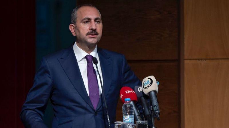 """Bakan Gül: ''Yeni anayasayı milletimizle beraber yapacağız"""""""