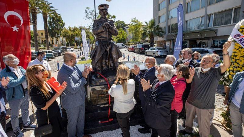 ''Tıbbiyeli Hikmet'' İzmir'de anıtlaştı