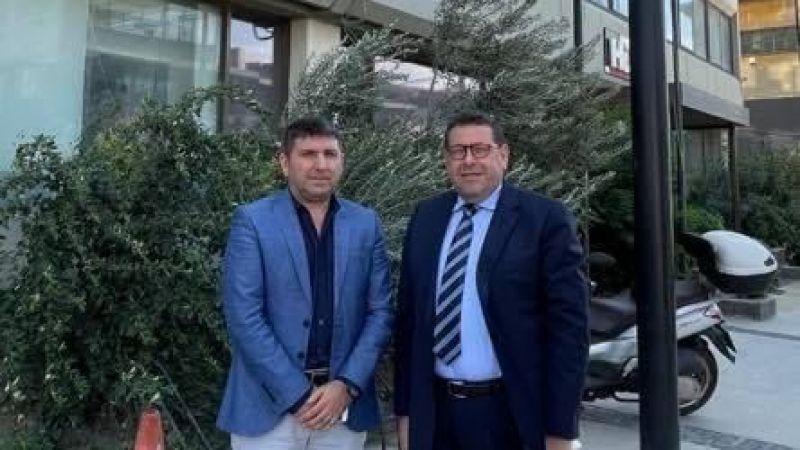 Neşet Dişkaya DHA İzmir Büro Şefi oldu
