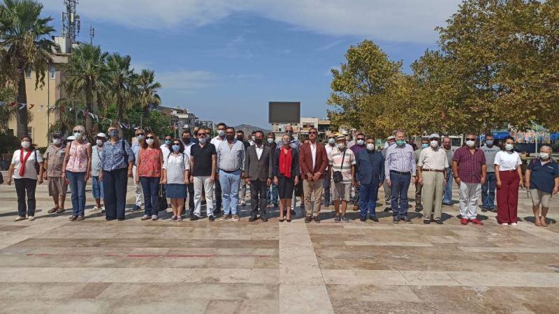 CHP Urla'dan Kuruluş Kutlaması