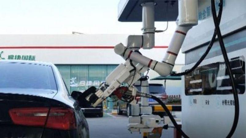 Pompacı robotlar geliyor