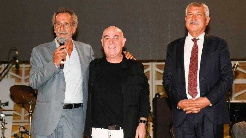 Altın Koza Emek Ödülü Sevin Okyay ve Ertunç Şenkay'a