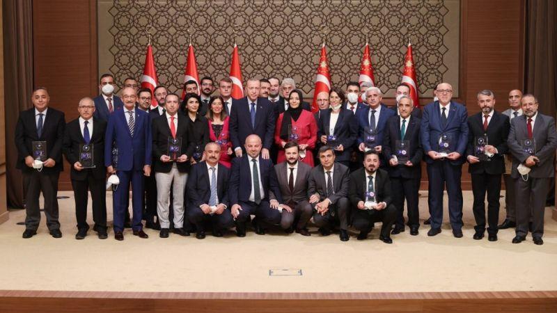 """Erdoğan: """"2023, Türkiye'nin ve Türk Milletinin yeniden şahlanışının sembolüdür"""""""