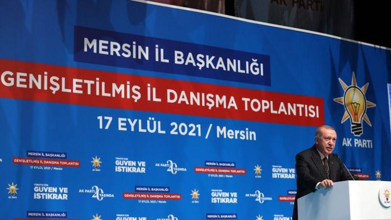 """Erdoğan, """"CHP Seçimde verdiği sözleri yerine getiremedi"""""""