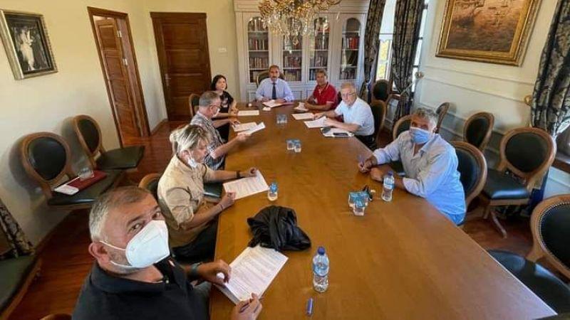 Urla'da Tarihi İşbirliği Protokolü