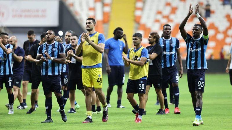 Adana Demirspor, Çaykur Rizespor'u 3-1 yendi