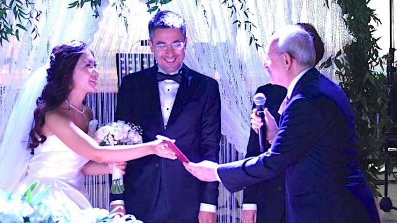 Akşener ve Kılıçdaroğlu nikah şahidi