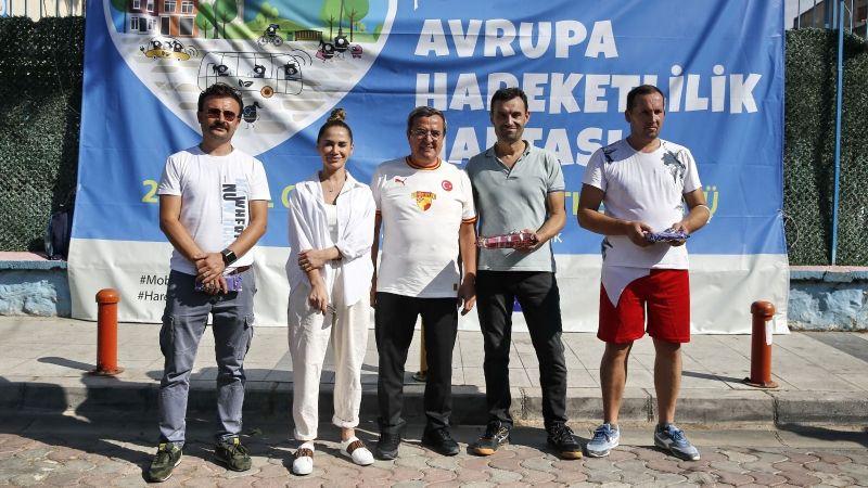 Batur: Hedefimiz sürdürülebilir bir kent