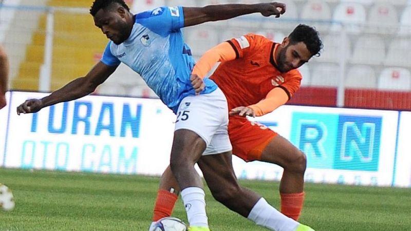 TFF 1. Lig: Erzurumspor: 3 - Adanaspor: 1