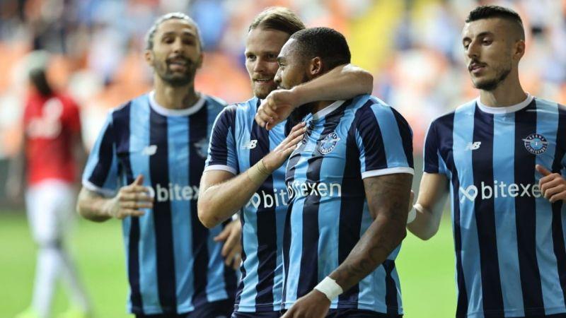 Adana Demirspor: 4 - Gaziantep Futbol Kulübü: 0