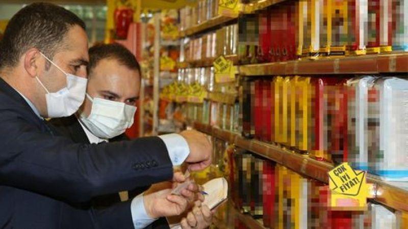 Zincir marketler için Ticaret Müfettişleri görevlendirildi