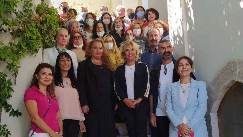 Urla Kent Konseyi Kadın Meclisi, Liyakat Derneği'ni konuk etti