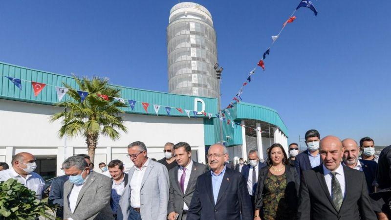 İzmir Geleceğe Kule'den açılacak