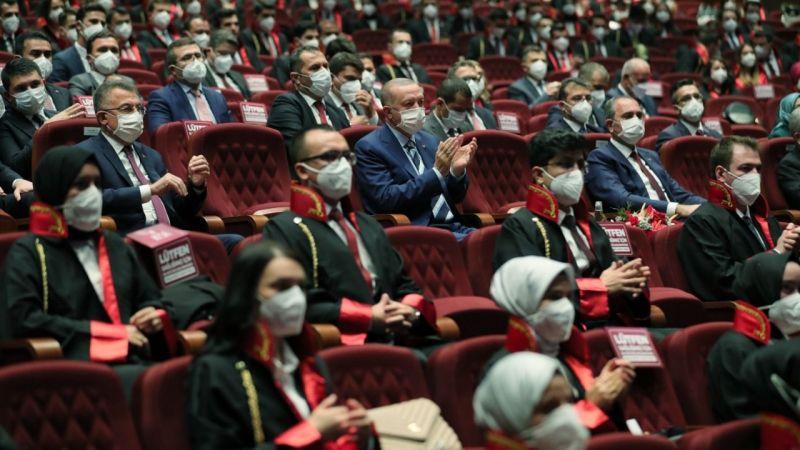 """Erdoğan: """"Geciken adalet, adalet değildir"""""""