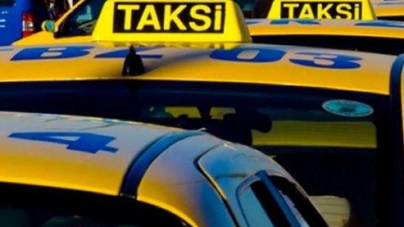 İBB'nin taksi önerisi 9. kez reddedildi
