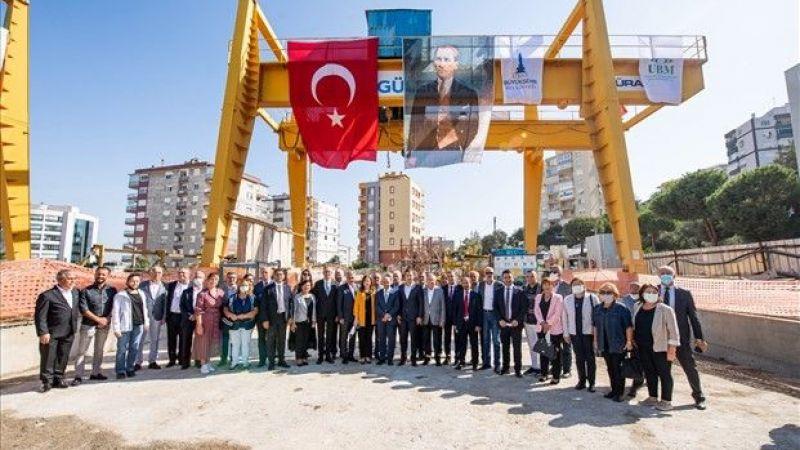 Fahrettin Altay-Narlıdere tünel kazıları tamamlandı
