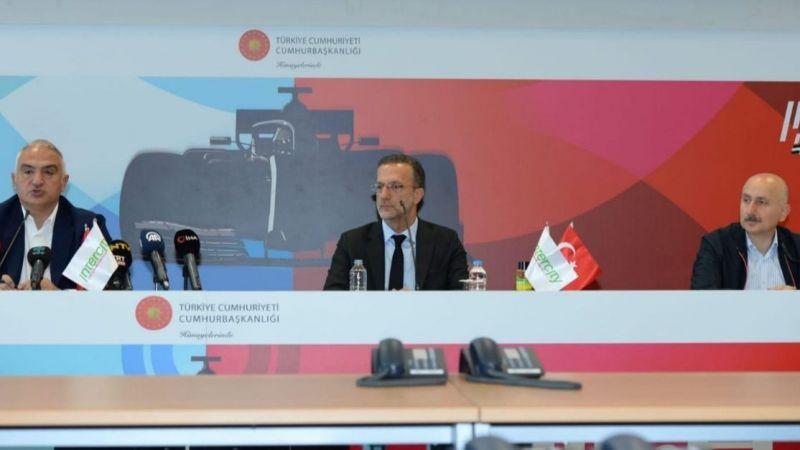 Formula 1 Türkiye Grand Prix'i için hazırlıklar tamamlandı
