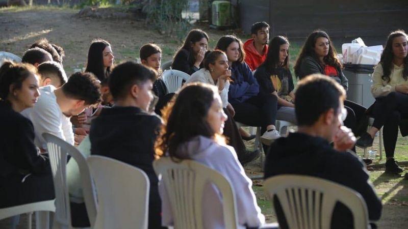 Başkan Filiz Ceritoğlu Sengel, gençlerle buluştu