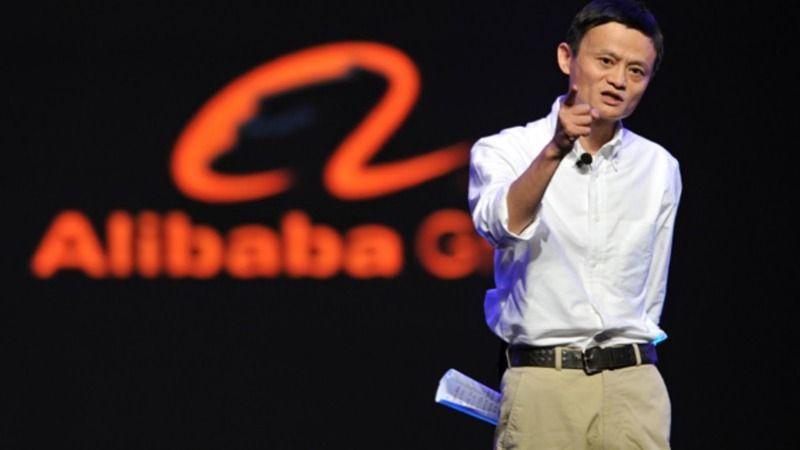 Alibaba'nın patronu Jack Ma Hong Kong'da ortaya çıktı