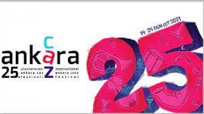25. Uluslararası Ankara Caz Festivali yarın başlıyor