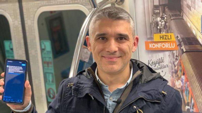 İBB metrosuna ücretsiz internet geldi